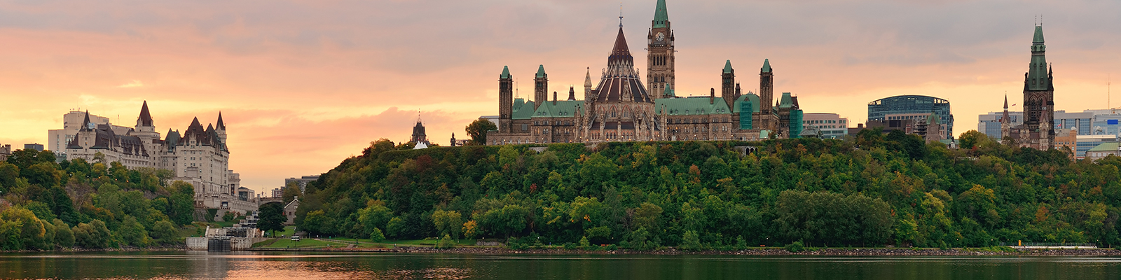 Ottawa, Ontario, Canada | Levée du Soleil