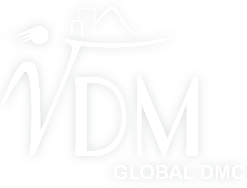 VDM Global | DMC | MICE | Tours Retina Logo