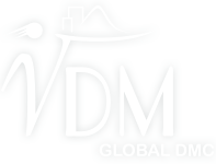 VDM Global | DMC | MICE | Tours Logo